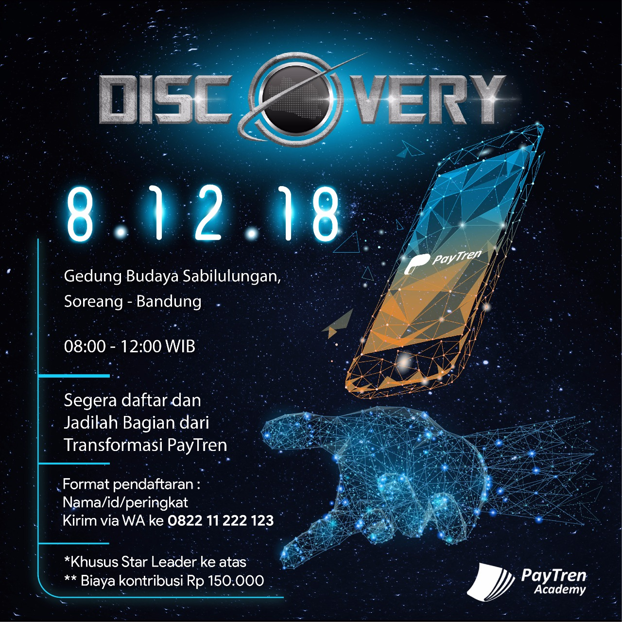 PAYTREN DISCOVERY 2018