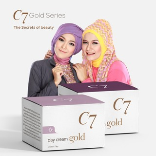 C7 Gold Series Day & Night Cream
